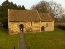 The Leper Chapel - The Oldest Standing Place Of Worship in Cambridge. Please click for Services